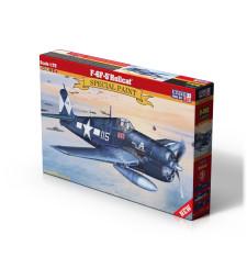 """1:72 Американски изтребител F-6F-5 """"Hellcat"""""""