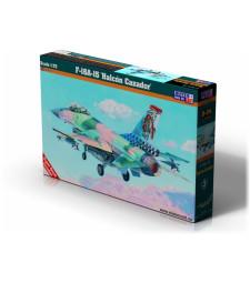 "1:72 Американски изтребител F-16A-15""Halcon Cazador"""