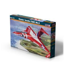 """1:72 Британски изтребител Gloster """"Javelin"""" F(AW) MK.9"""