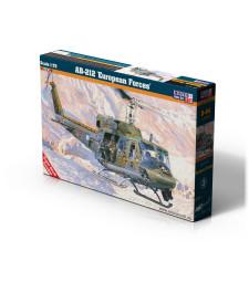 1:72 Военен хеликоптер AB-212 European Forces