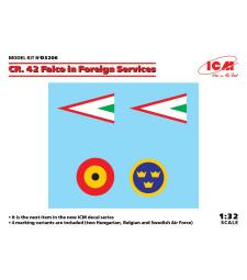 1:32 CR. 42 Falco НА чуждестранна служба