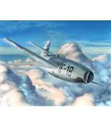 "1:72 Самолет Yakovlev Yak-23 Flora "" Warsaw Pact"""