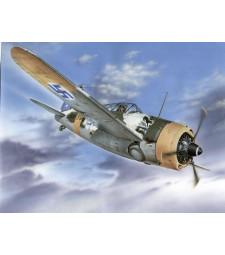 "1:32 Самолет Model 239 Buffalo ""Taivaan Helmi over Finland"""