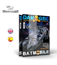 ABT711 Damaged, Worn and Weathered Models Magazine - 05 (на английски език)