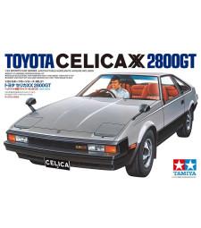 1:24 Автомобил Toyota Celica XX 2800GT