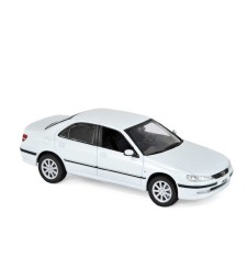 Peugeot 406 2003 - Banquise White