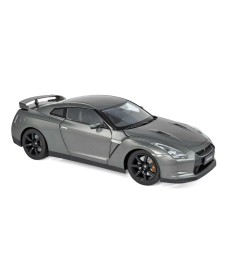 Nissan GTR R-35 2008 - Dark Grey metallic