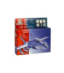 1:72 Изтребител F/A-18 C/D WILD WEASEL - MODEL SET