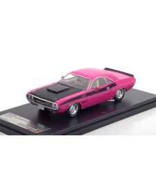 Dodge Challenger T/A, 1970 - Dark Pink