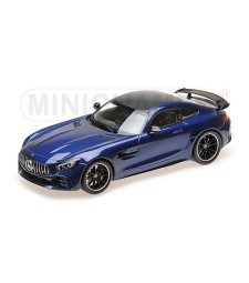 MERCEDES-AMG GT-R – 2017 – BLUE METALLIC