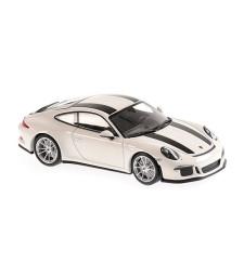 PORSCHE 911 R - 2016 - WHITE - MAXICHAMPS