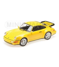 PORSCHE 911 TURBO (964) – 1990 – YELLOW