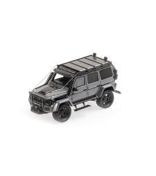 BRABUS 550 ADVENTURE 4X4² BASED ON G 500 4X4 - 2017 - GREY