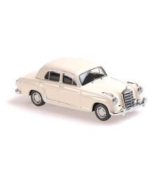 MERCEDES-BENZ 220S - 1956 - WHITE