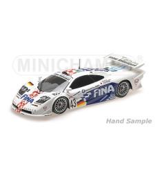 MCLAREN F1 GTR – BMW MOTORSPORT – KOX/RAVAGLIA/HÉLARY – 24H LE MANS 1997
