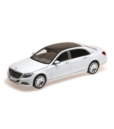 MERCEDES-BENZ S-CLASS MAYBACH – 2016 – DIAMOND WHITE