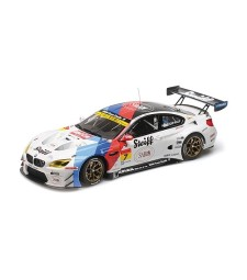 BMW M6 GT3 - BMW TEAM STUDIE - MUELLER/ARA - SUPER GT CHAMPIONSHIP 2016