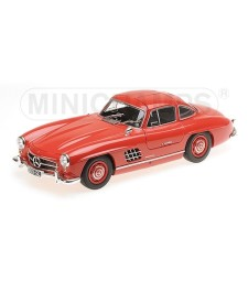 MERCEDES-BENZ 300 SL (W198) – 1955 – RED