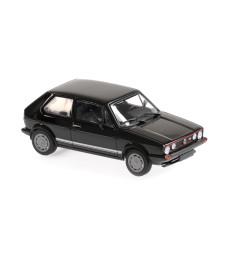 VOLKSWAGEN GOLF GTI - 1983 - BLACK - MAXICHAMPS