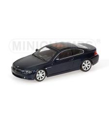 BMW 6-SERIES COUPE (E63) 2006 DARK BLUE METALLIC