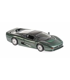 JAGUAR XJ 220 - 1991 - GREEN METALLIC - MAXICHAMPS