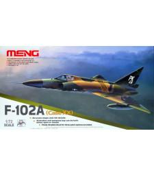 1:72 Американски изтребител F-102A (Case XX)