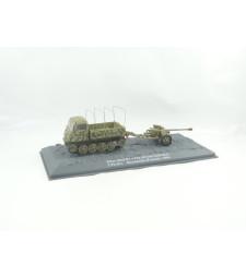 Steyr RSO 0/1 + PAK 40 ANTI-TANK GUN NORMANDIE 1944
