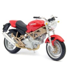 Ducati Monster 900, red
