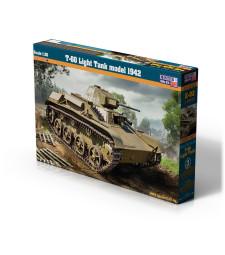 1:35 Съветски танк Т-60