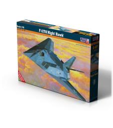 1:72 F-117A Night Hawk