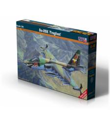 """1:72 Едноместен щурмовик Su-25K """"Frogfoot"""" (с български декали)"""