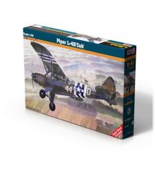 """1:48 Американски изтребител Piper L-4H """"CUB"""""""