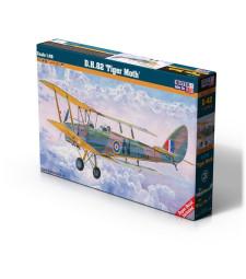 "1:48 Британски биплан D.H 82 ""Tiger Moth"""