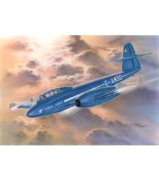 1:72 Британски реактивен изтребител Gloster Meteor T Mk 7.5