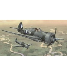 "1:32 Самолет Mohawk Mk.IV ""Hawk with Cyclone engine"""