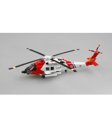 1:72 Хеликоптер на американската брегова охрана HH-60J, Jayhawk (Helicopter - HH-60J, Jayhawk of USA, Coast guard)