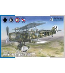 1:48 Италиански самолет IMAM (Romeo) Ro.37bis