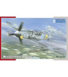 1:72 Германски изтребител Messerschmitt Bf 109G-6 'Mersu over Finland'