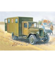 1:35 Съветски санитарен автомобил ЗиС-44 (ZIS-44)