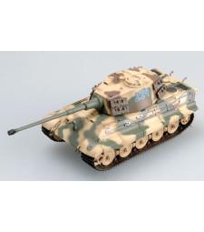1:72 Германски танк Panzerkampfwagen VIB Tiger II (Henschel turret) Schwere SS.Pz.Abt.501