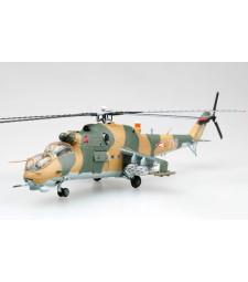 1:72 Руски хеликоптер Mi-24 Hungarian Air Force No. 718