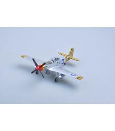 1:48 Американски витлов изтребител P-51K LT.COL Older 23rd FG