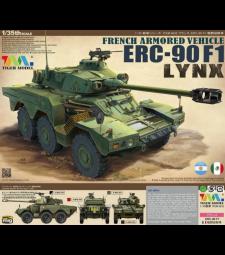 1:35 Френски брониран автомобил ERC-90 F1Lynx