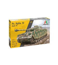 1:35 Германски танк PANZER IV Ausf. H