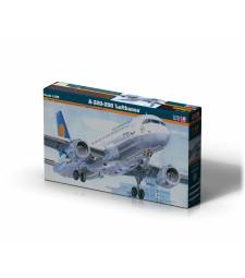 1:125 Пътнически самолет A-320-200 LUFTHANSA