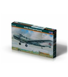 1:72 Германски транспортен самолет Si-204A 'Passagierflugzeug'