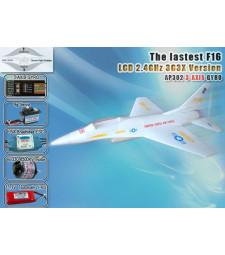 Радиоуправляем изтребител Ф-16 (F-16 2.4GHz 5CH)