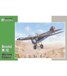 "1:32 Британски самолет Bristol M.1C ""Wartime Colours"""