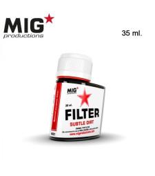 F431 Subtle Dirt (35 ml) - Филтър за сглобяем модел