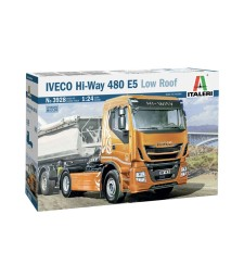 1:24 Камион влекач Ивеко 480 Е5 (IVECO HI WAY 480 E5 (Low Roof))